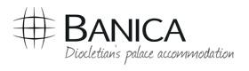 Apartmani i sobe - Banica- Split
