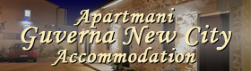 Apartmani Guverna New City Accommodation