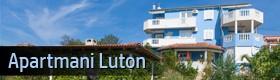 Apartmani Luton - Zadar