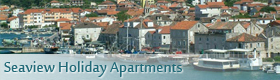 Apartments Seaview Holiday - Slatine - otok Čiovo