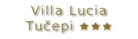 Villa Lucia - Tučepi